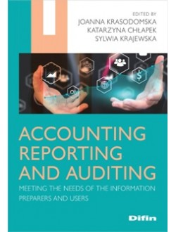 Accounting reporting and auditing. Meeting the needs of the information preparers and users