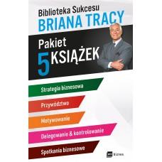 Biblioteka Sukcesu Briana Tracy. Pakiet A