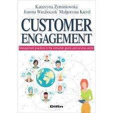 Customer engagement. Management practices in the consumer goods and services sector