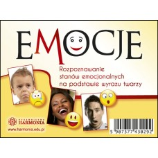 EMOCJE – Rozpoznawanie stanów emocjonalnych na podstawie wyrazu twarzy