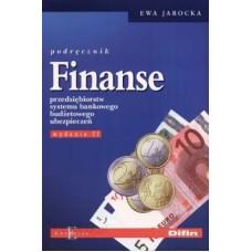 Finanse przedsiębiorstw systemu bankowego, budżetowego, ubezpieczeń. Wydanie 2