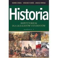 Historia repetytorium dla licealistów i studentów. Wydanie 3