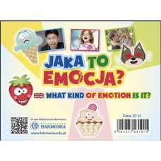 Jaka to emocja? Karty