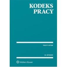 Kodeks pracy wyd. 35
