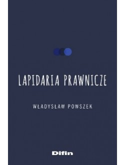 Lapidaria prawnicze
