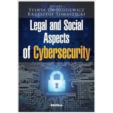 Legal and Social Aspects of Cybersecurity