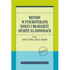 Metody w psychoterapii dzieci i młodzieży oparte na dowodach