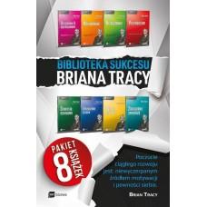 Biblioteka Sukcesu Briana Tracy. Pakiet 8 książek