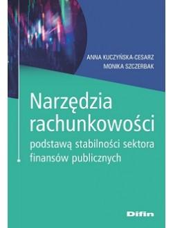 Narzędzia rachunkowości podstawą stabilności sektora finansów publicznych