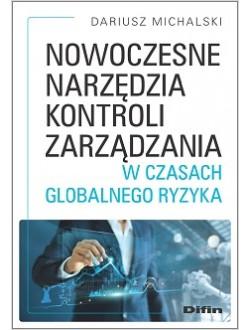 Nowoczesne narzędzia kontroli zarządzania w czasach globalnego ryzyka