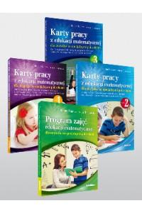 Pakiet: Karty pracy z edukacji matematycznej