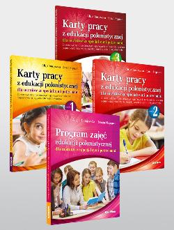 Pakiet: Karty pracy z edukacji polonistycznej