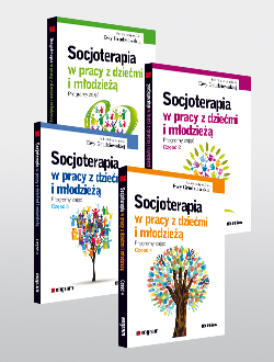 Socjoterapia w pracy z dziećmi i młodzieżą - pakiet
