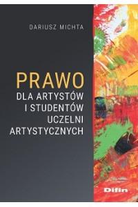 Prawo dla artystów i studentów uczelni artystycznych