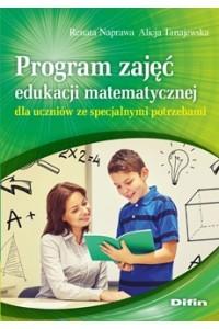 Program zajęć edukacji matematycznej dla uczniów ze specjalnymi potrzebami