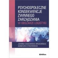 Psychospołeczne konsekwencje zwinnego zarządzania w obszarze logistyki