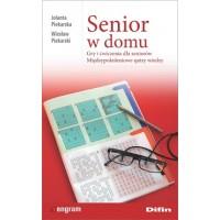 Senior w domu. Gry i ćwiczenia dla seniorów. Międzypokoleniowe quizy wiedzy