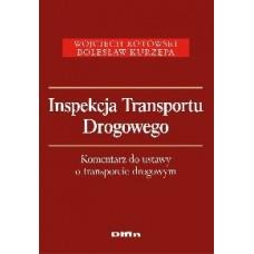 Inspekcja Transportu Drogowego. Komentarz do ustawy o transporcie drogowym 50% rabatu