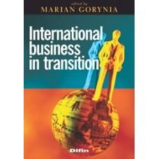 International business in transition 50% rabatu