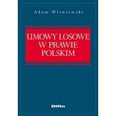 Umowy losowe w prawie polskim