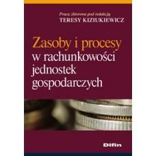 Zasoby i procesy w rachunkowości jednostek gospodarczych 50% rabatu