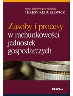 Zasoby i procesy w rachunkowości jednostek gospodarczych