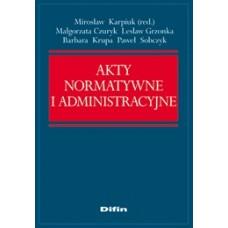 Akty normatywne i administracyjne 50% rabatu