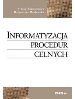 Informatyzacja procedur celnych 50% rabatu