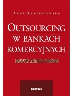 Outsourcing w bankach komercyjnych 50% rabatu