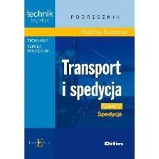 Transport i spedycja. Część 2. Spedycja