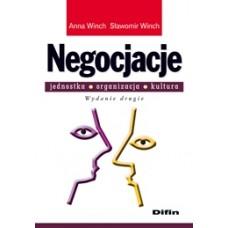 Negocjacje. Jednostka, organizacja, kultura. Wydanie 2