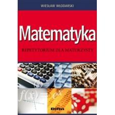 Matematyka. Repetytorium dla maturzysty 75% rabatu