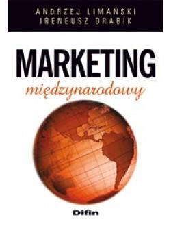 Marketing międzynarodowy 50% rabatu