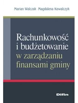 Rachunkowość i budżetowanie w zarządzaniu finansami gminy