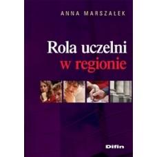 Rola uczelni w regionie