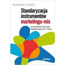 Standaryzacja instrumentów marketingu-mix na przykładzie korporacji międzynarodowych w Polsce