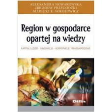 Region w gospodarce opartej na wiedzy. Kapitał ludzki, innowacje, korporacje transnarodowe 50% rabatu