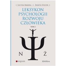 Leksykon psychologii rozwoju człowieka. Tom 2