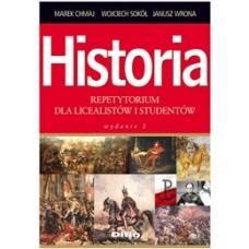Historia. Repetytorium dla licealistów i studentów. Wydanie 2