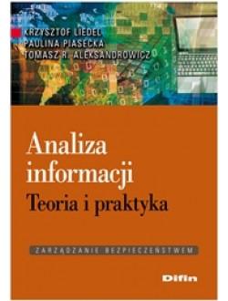 Analiza informacji. Teoria i praktyka