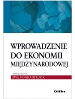 Wprowadzenie do ekonomii międzynarodowej