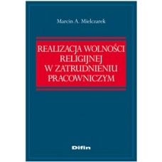 Realizacja wolności religijnej w zatrudnieniu pracowniczym 50% rabatu
