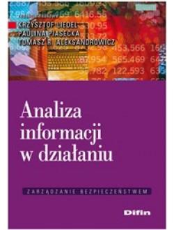 Analiza informacji w działaniu