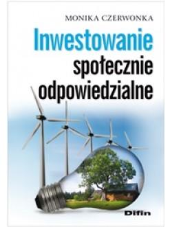Inwestowanie społecznie odpowiedzialne