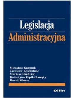 Legislacja administracyjna