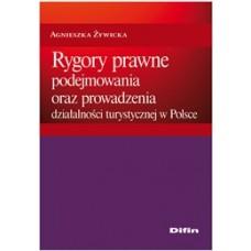 Rygory prawne podejmowania oraz prowadzenia działalności turystycznej w Polsce 50% rabatu