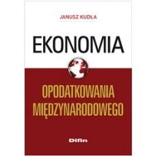 Ekonomia opodatkowania międzynarodowego