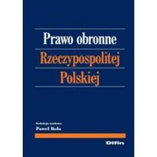 Prawo obronne Rzeczypospolitej Polskiej