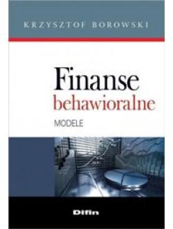 Finanse behawioralne. Modele