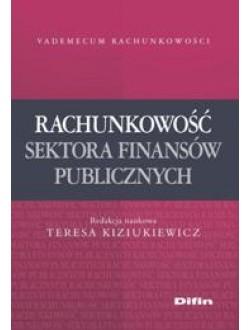Rachunkowość sektora finansów publicznych